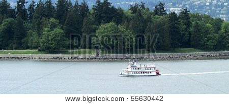 Steamboat in Vancouver, BC