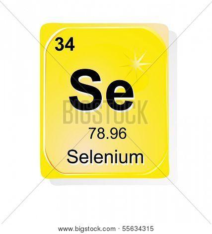 Selenium Chemical Vector Photo Free Trial Bigstock