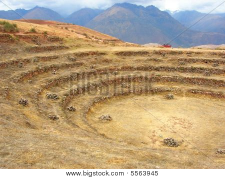 Agricultural Terraces
