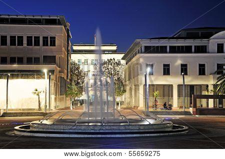 Podgorica Republic Square