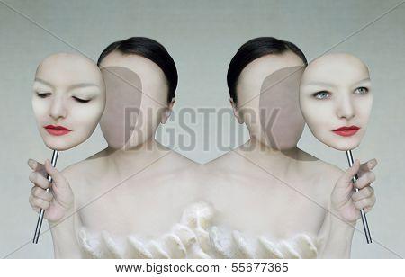 Surreal Portrait