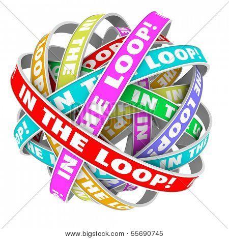 In the Loop Informed Knowledgeable News Gossip