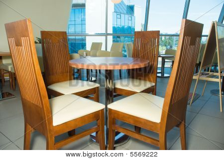 The Furniture For Cafe