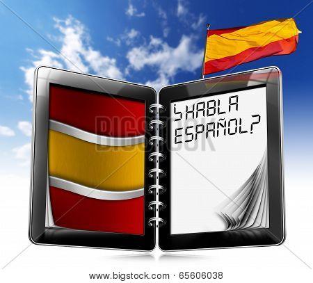 Habla Español? - Tablet Computer