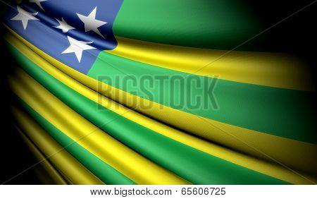 Flag of Brazil (Goias)