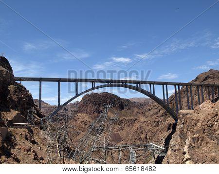 Mike O'callaghan - Pat Tillman Memorial Bridge (colorado River Bridge)