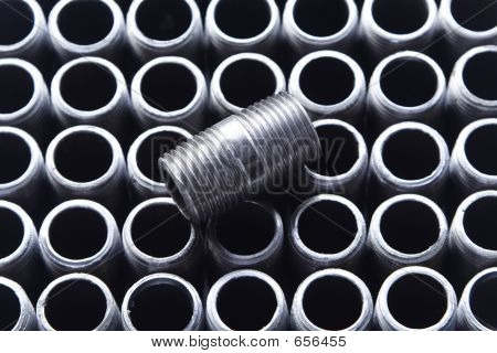 Black Pipe Fittings II