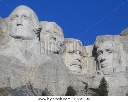 Mt Rushmore Portrait