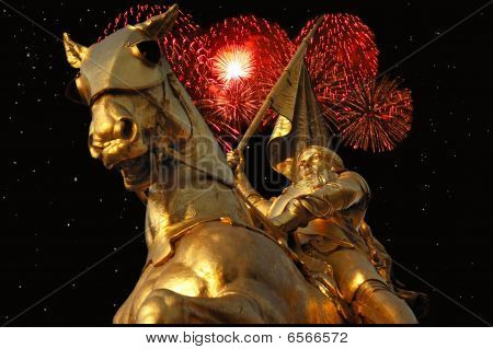 Bastille Day - Joan Of Arc