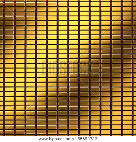 Golden bar pattern