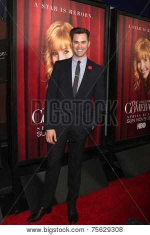 LOS ANGELES - NOV 5:  Andrew Rannells at the