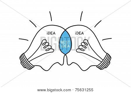 Bulbs Concept Best Idea