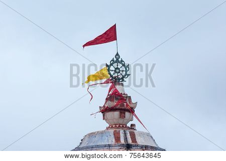 Jagannath Puri Chakra