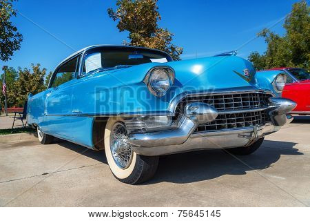 1955 Cadillac Coupe Deville Classic Car