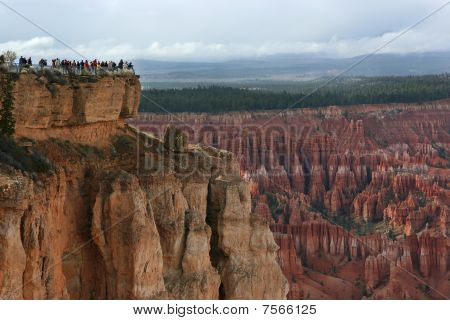 Bryce Canyon Tourist Overlook