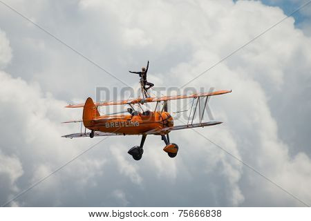 Breitling Wing Walkers Display Team
