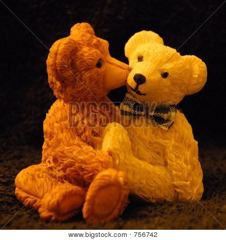 Besos de osos