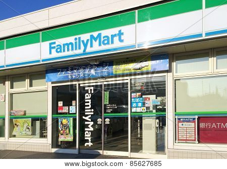 FamilyMart , Japan