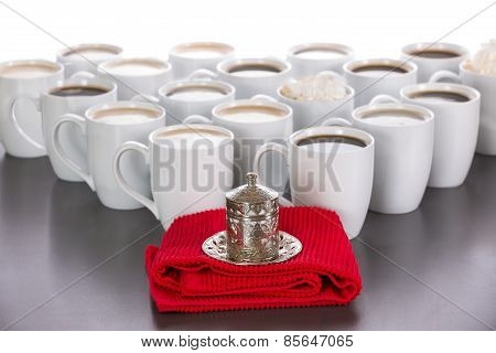 King Of The Cups Of Coffee