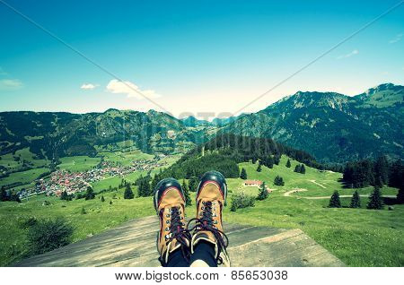 Allgau Hiking