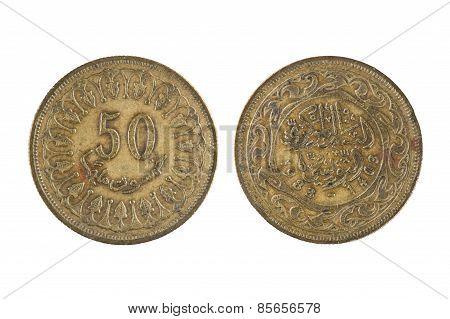 Coin Tunisia