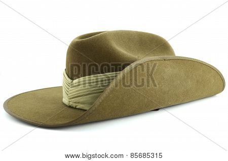 Australian ANZAC Slouch Hat