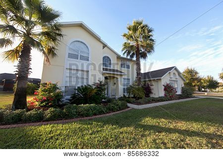 Large Florida Home