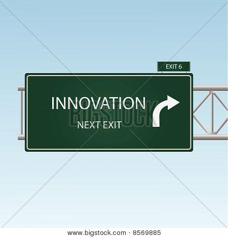 Sinal de inovação