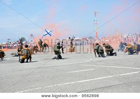 Day Of Navy Fleet