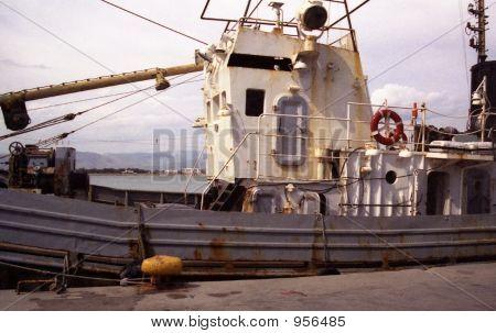Rusting Boat