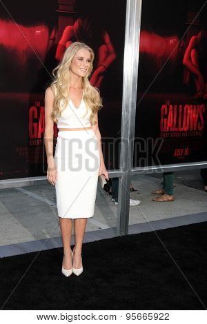 LOS ANGELES - JUL 7:  Cassidy Gifford at the