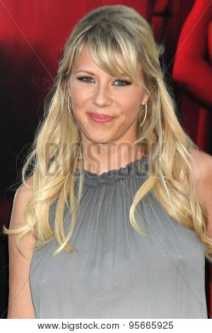 LOS ANGELES - JUL 7:  Jodie Sweetin at the