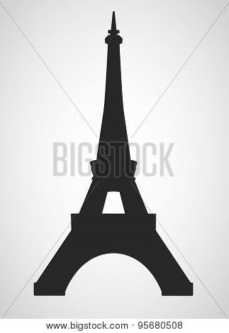 Eiffel black