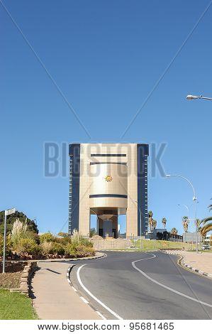 Independence Memorial In Windhoek