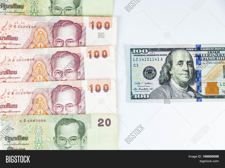 Close View Us Dollar Image Photo