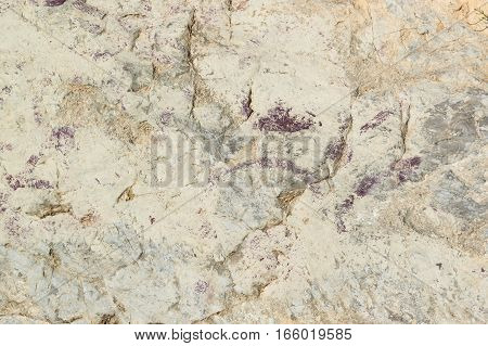 Cut stone Sandstone. The natural background. Texture