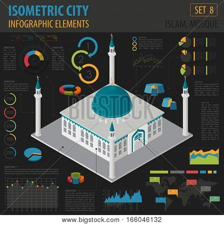 Isometric City Map Elements_6