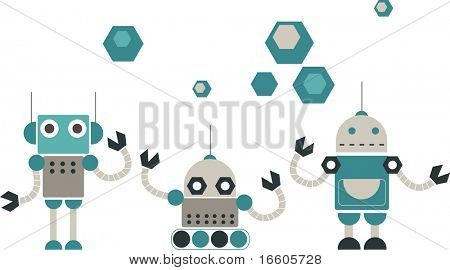 robot design set