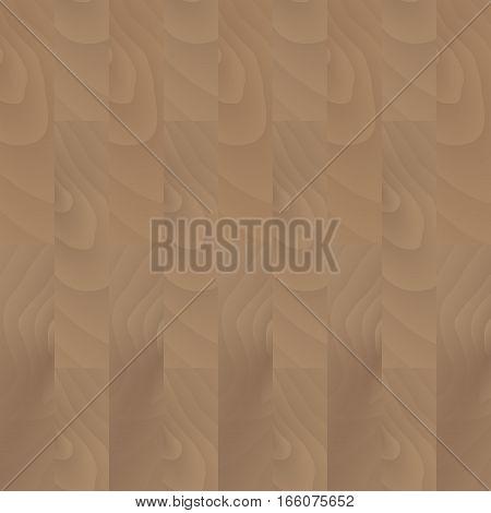 Light wooden texture vector. Floor parquet surface background illustration