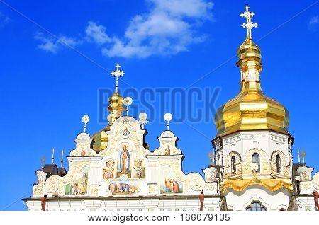 Kiev - Pechersk Lavra. Shrine of Ukraine.
