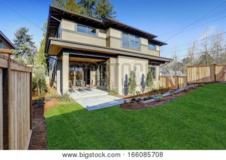 Luxury New Construction Home With Open Floor Plan