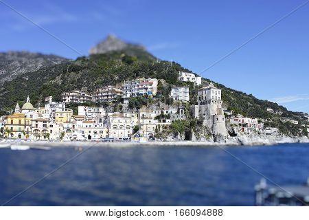 Cetara a very beautiful village near Salerno