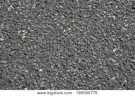 Asphalt background. Gray road for background or texture. Asphalt as abstract background or backdrop. High resolution photo of asphalt.