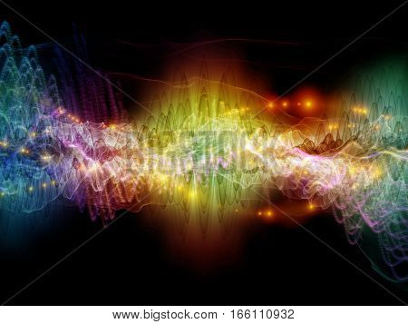 Digital Light Wave