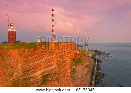 Helgoland - Island In North Sea, Natural Resort