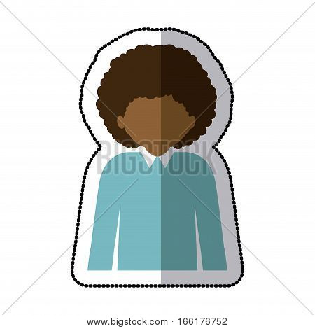 Man profile pictogram icon vector illustration graphic design