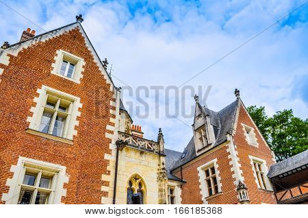 Hdr Leonardo House In Amboise