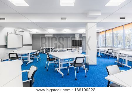 University Group Study Room