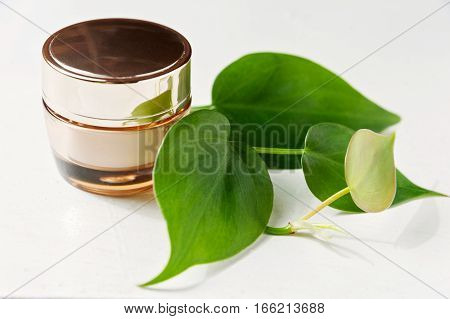 Organic Creams, Lotions For The Face And Body.
