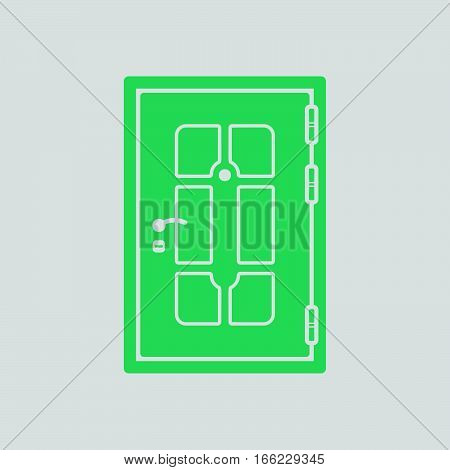 Apartments Door Icon